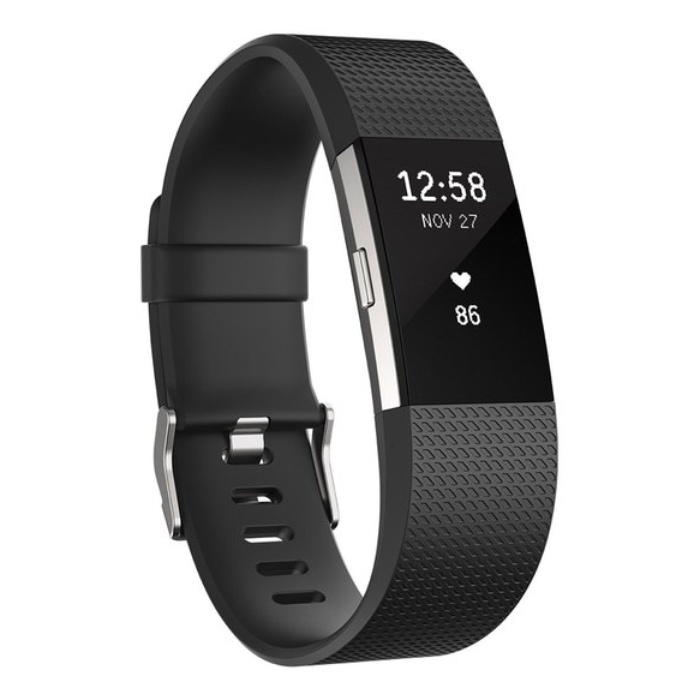 Best 10 Trending Gifts for The Guy With Style - Fitbit Charge 2 Wireless Activity & Heart Rate Tracker