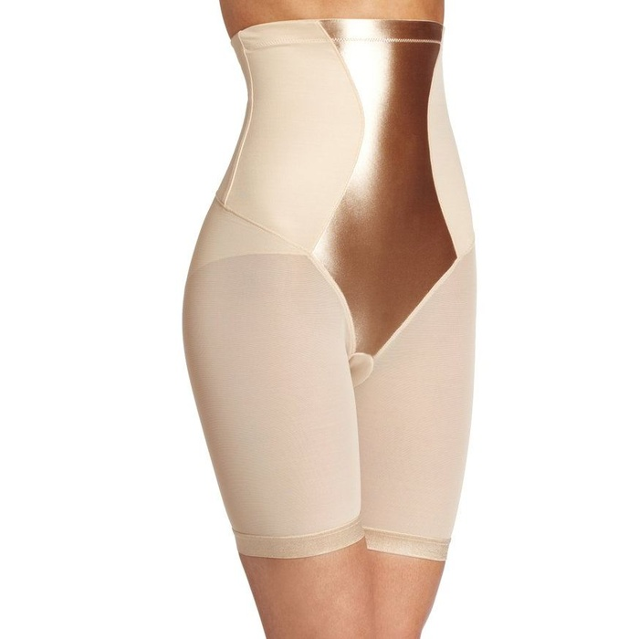 Best Body Shapers - Flexees by Maidenform Shapewear Hi-Waist Thigh Slimmer