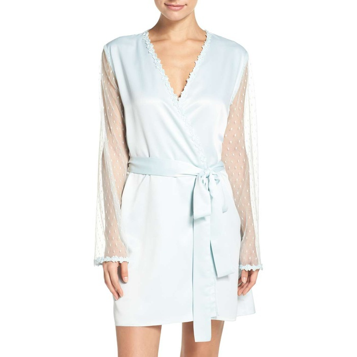 Best Something Blue Ideas - Flora Nikrooz Showstopper Robe