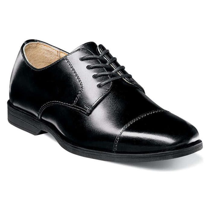 leather dress shoes for boys