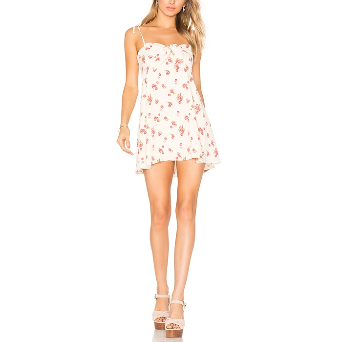 Best Mini Dresses - For Love & Lemons Cherry Tank Dress