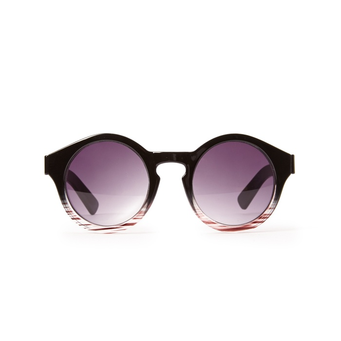 Best Sunglasses Under $25 - Forever 21 Round Gradient Sunglasses