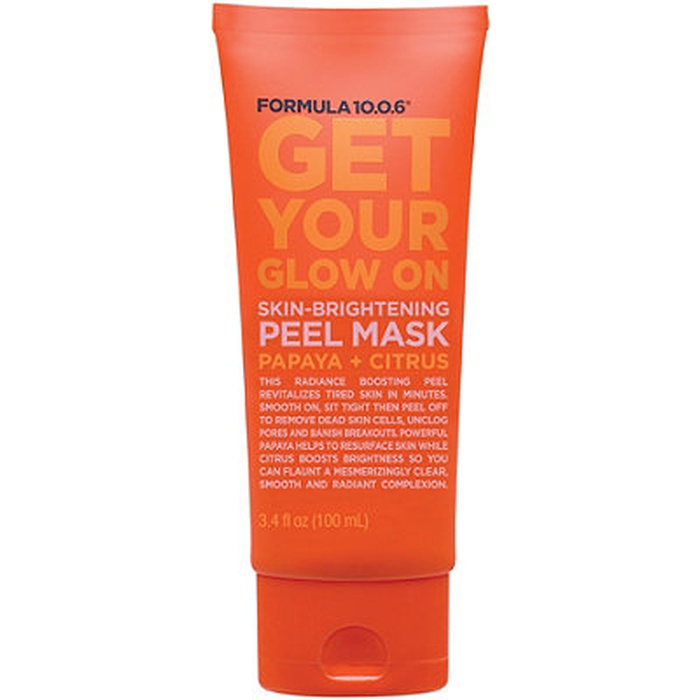 Best Peel-Off Face Masks - Formula 10.0.6 Get Your Glow On