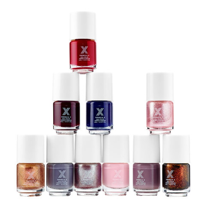 Best Nail Gift Sets - Formula X X In The City Nail Polish Set