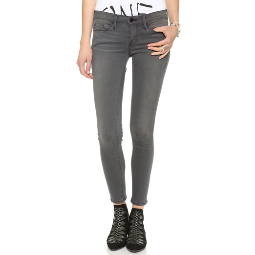 Best What's New in Denim... - FRAME Denim Frame Le Skinny Satine Jean
