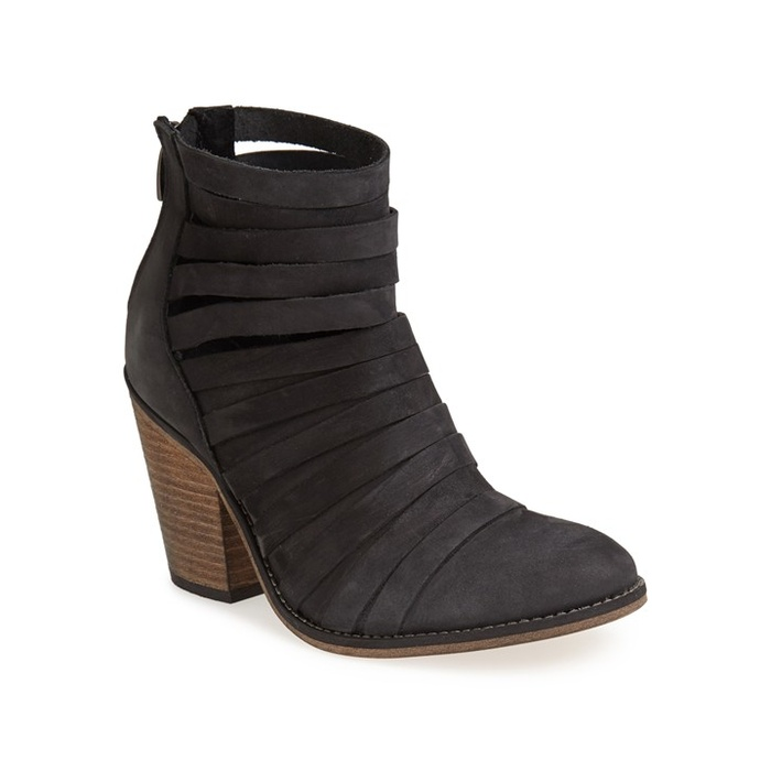 Best Black Ankle Boots Under $200 - Free People Hybrid Heel Boot