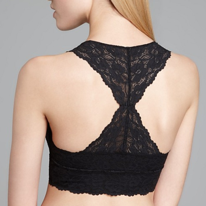 Best Racerback Bras - Free People Racerback Galloon Lace Bralette
