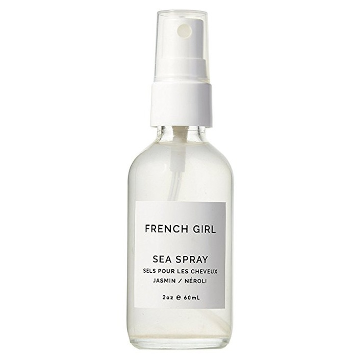 Best Sea Salt Hair Sprays - French Girl Organics Sea Spray