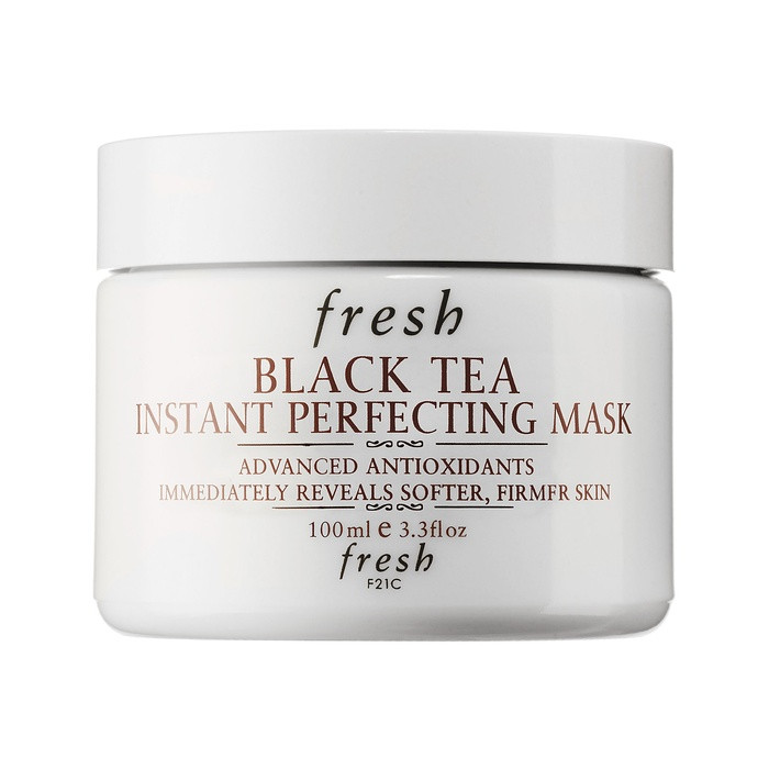 Best Face Masks Worth the Splurge - Fresh Black Tea Instant Perfecting Mask