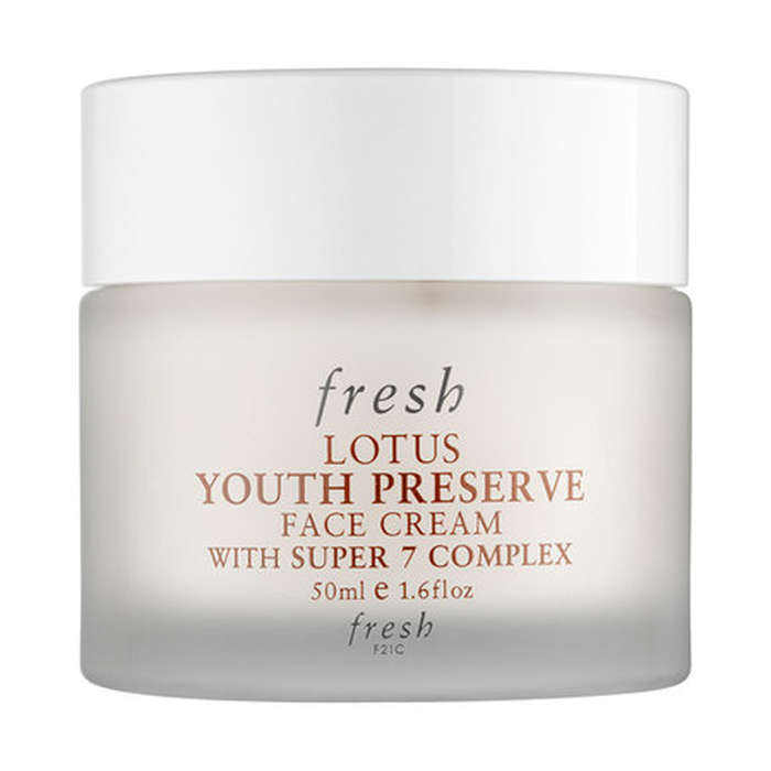 Fresh Lotus Youth Preserve Face Cream Super Complex