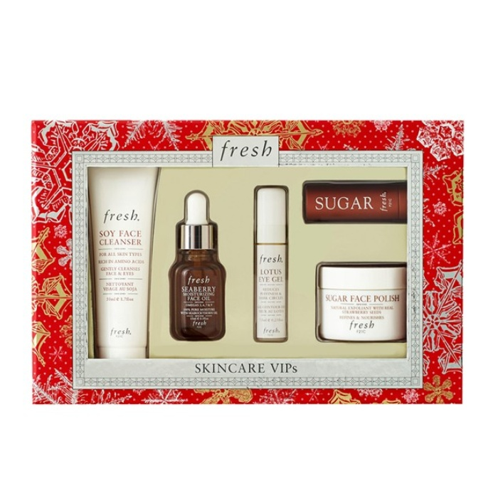 Best Best Beauty Gift Sets - Fresh Skincare VIPs Set