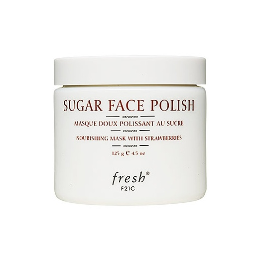 Best Facial Exfoliators - Fresh Sugar Face Polish