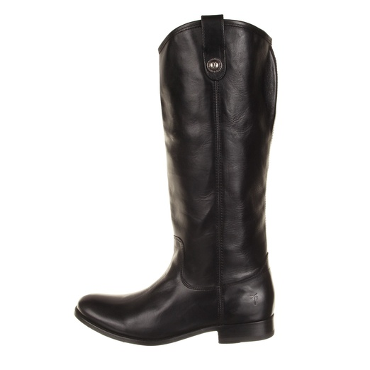 Best Black Riding Boots - Frye Melissa Button Boot