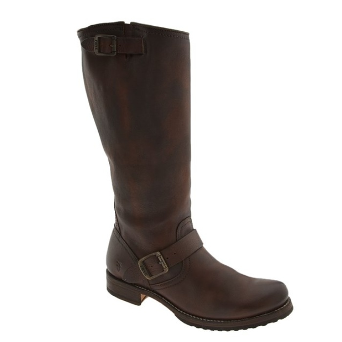 Best Boots made for walking and gifting - Frye Veronica Slouch Boot