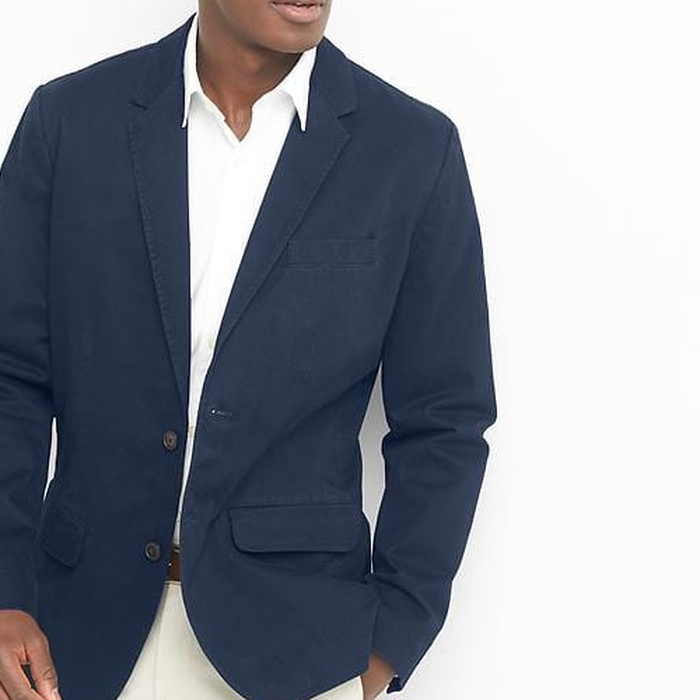 Best Men's Casual Blazers and Sports Coats - Gap Classic Stretch Blazer