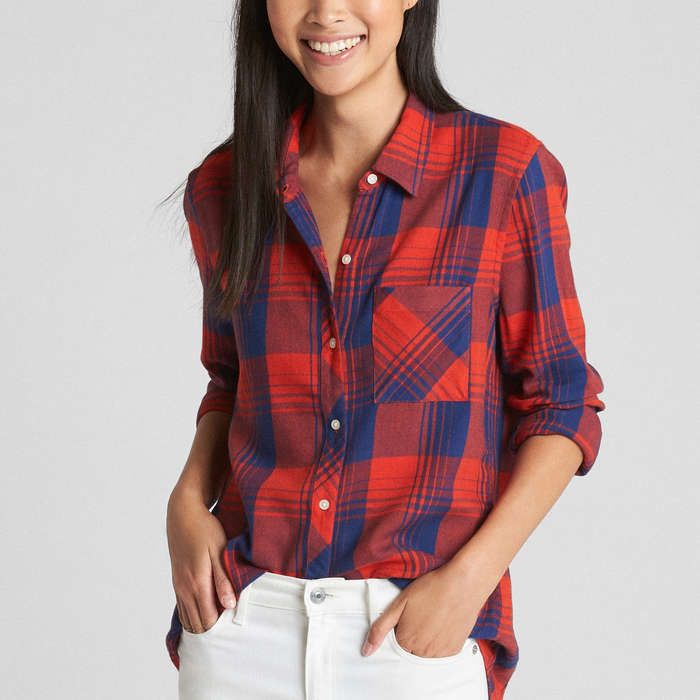 016be09a23657 10 Best Women s Flannel Shirts