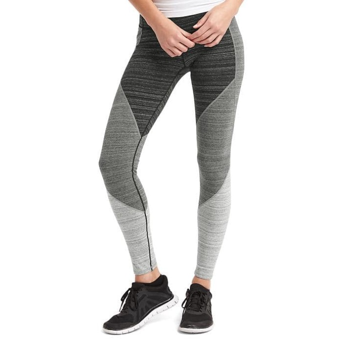 Best Yoga Pants Under $100 - Gap gFast Performance Leggings