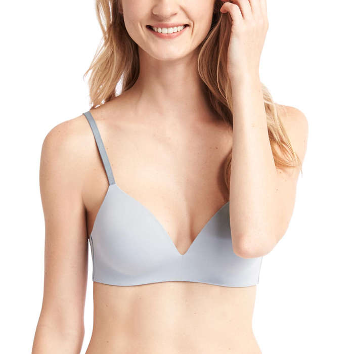 how to fix gap at top of bra