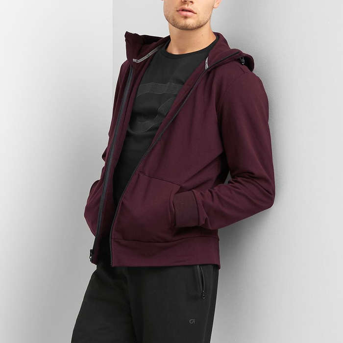 Best Men's Hoodies - GapFit All-Elements Fleece Zip Hoodie