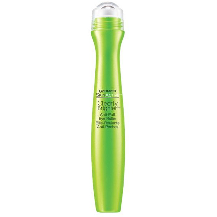 Best Facial Rollers - Garnier SkinActive Clearly Brighter Anti-Puff Eye Roller
