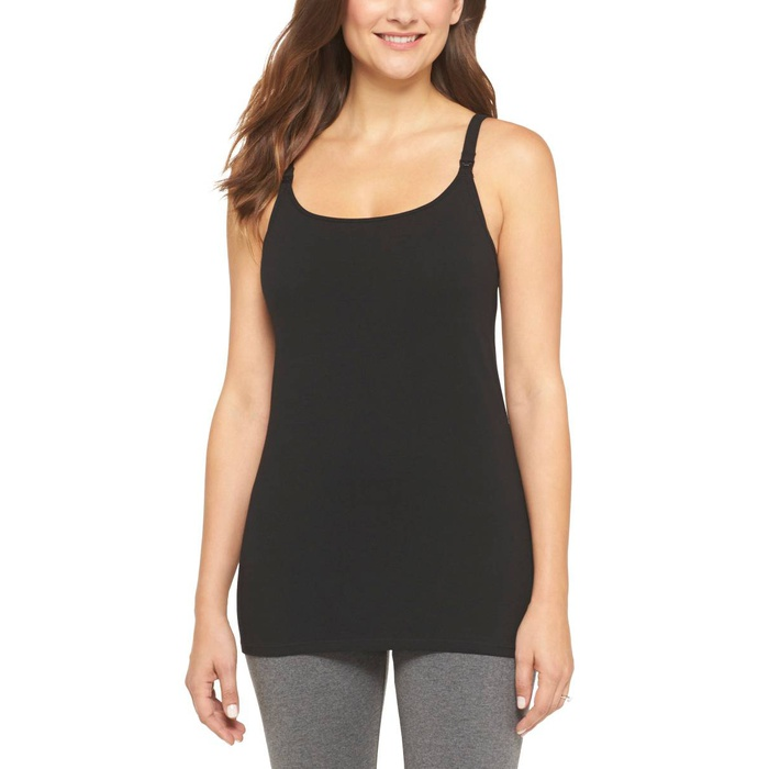 Best Nursing Tanks - Gilligan & O'Malley Women's Nursing Cotton Cami