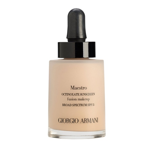 Best Liquid Foundations - Giorgio Armani 'Maestro' Fusion Foundation Broad Spectrum SPF 15