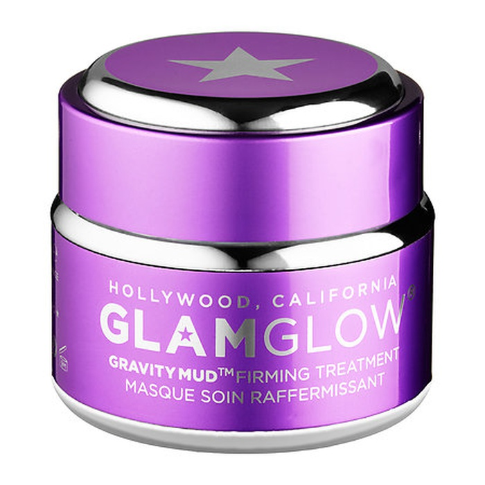 Best Peel-Off Face Masks - GlamGlow GravityMud Firming Treatment
