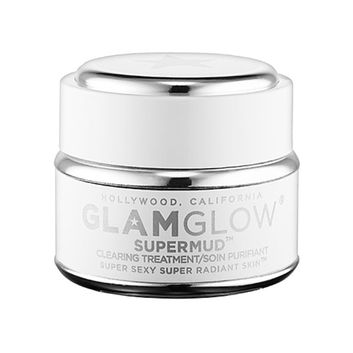 Best Deep Pore Cleansers - GlamGlow Super Mud Clearing Treatment