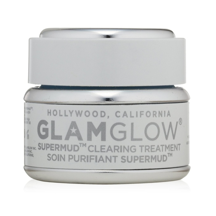 Best Face Masks Worth the Splurge - GlamGlow Super-Mud Clearing Treatment