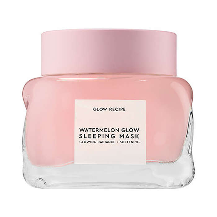 Best Beauty Blogger Wish List - Glow Recipe Watermelon Glow Sleeping Mask