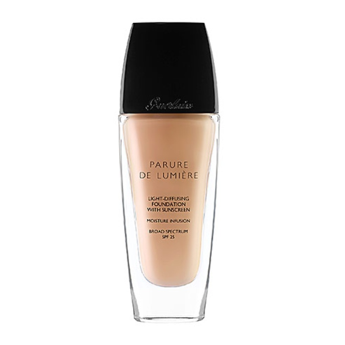Best Foundations for Mature Skin - Guerlain Parure de Lumiere Light Diffusing Foundation