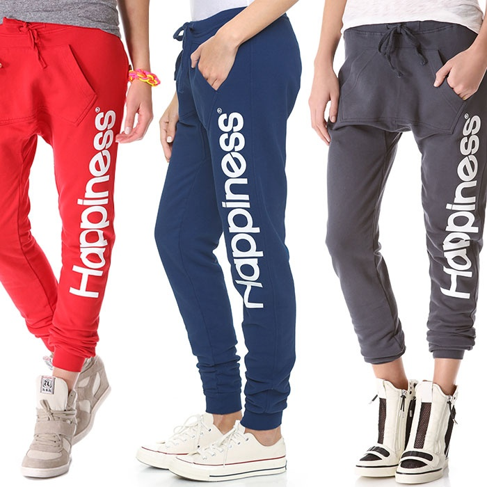 Best Stylish Sweatpants - Happiness Sweatpants