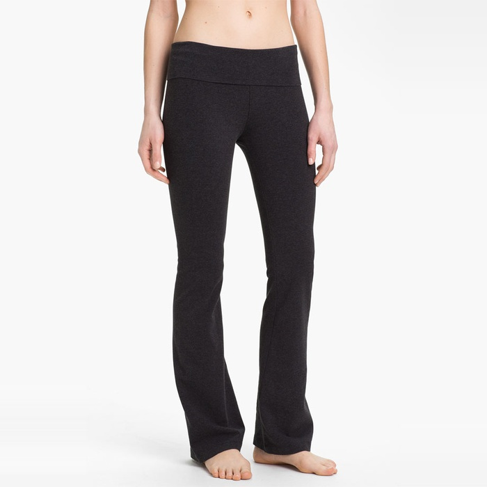 Best Yoga Pants Under $60 - Hard Tail Bootcut Knit Pants