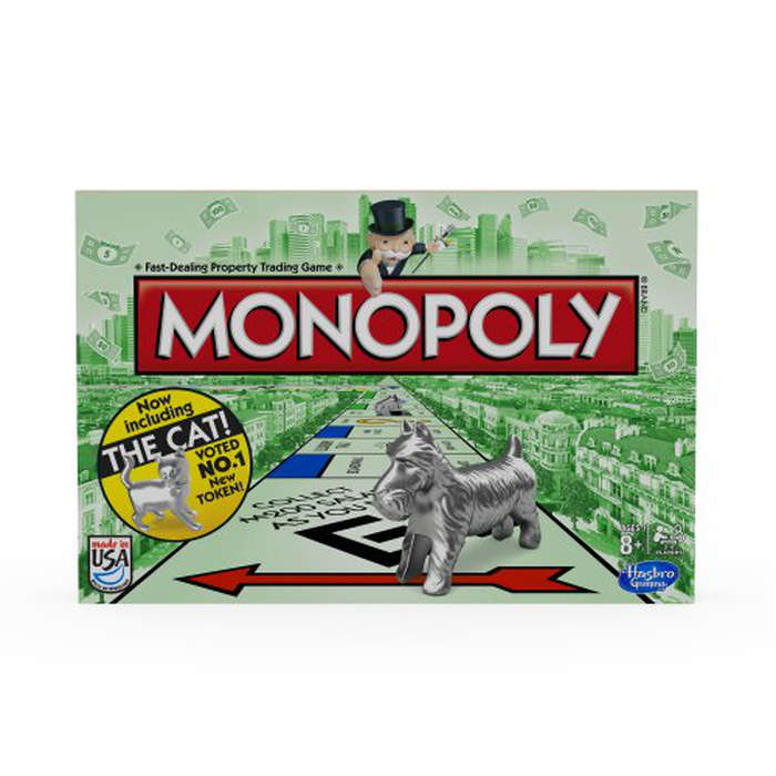 Best Game Night Games - Hasbro Monopoly Board Game