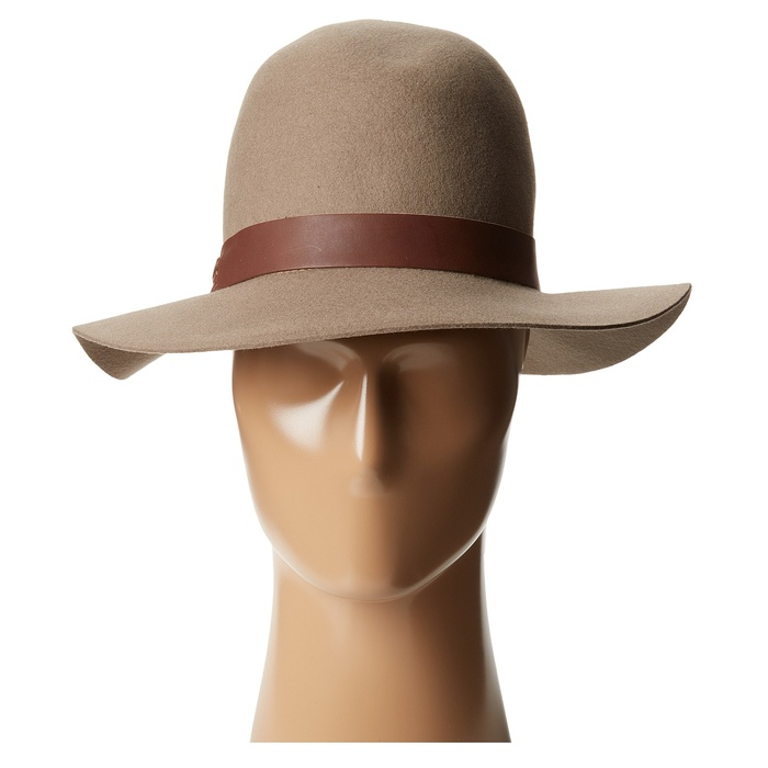 Best Fall Hats - Hat Attack Wool Felt Medium Brim Hat