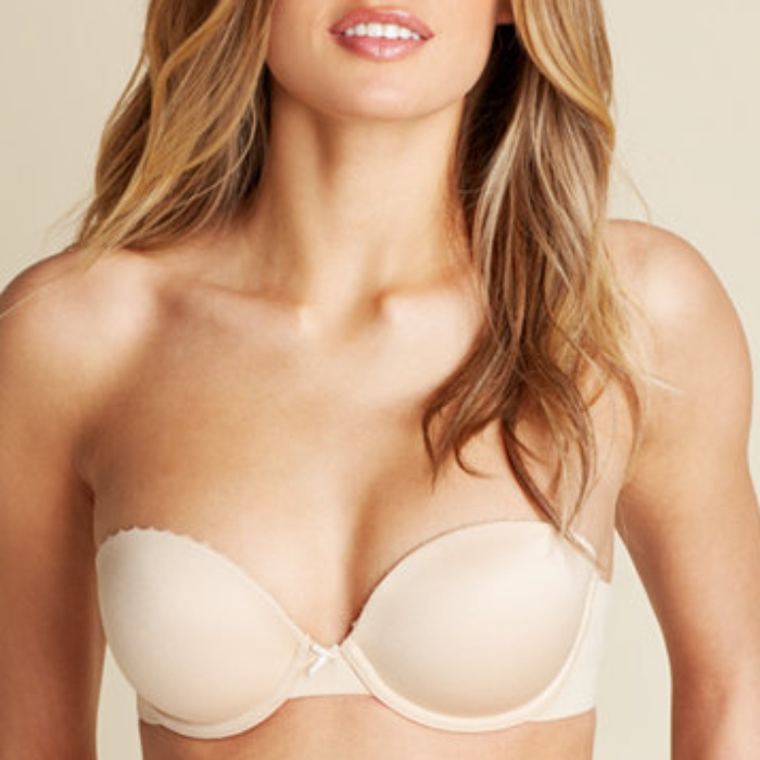 Best Strapless Bras of 2016 - Heidi by Heidi Klum Smooth Multiway Strapless T-Shirt Bra