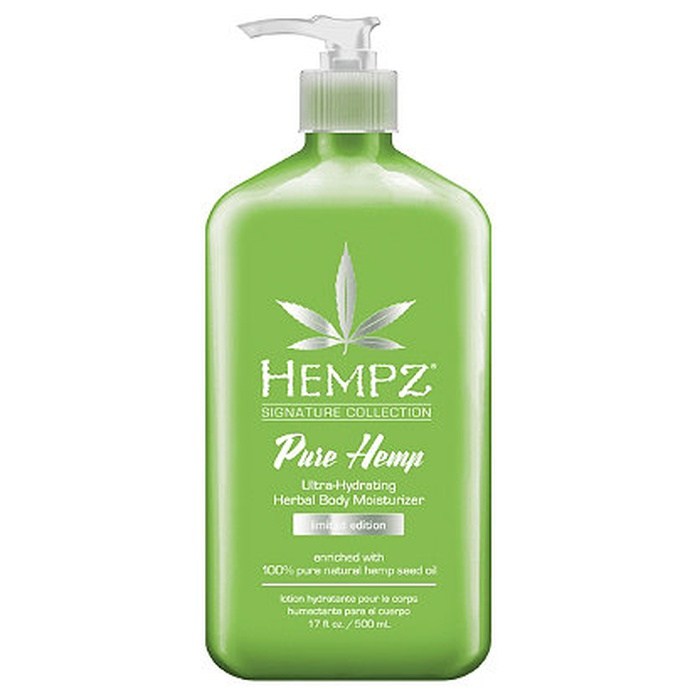 Best Lightweight Body Lotion - Hempz Pure Hemp Body Body Moisturizer