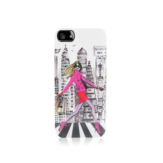 Best Graphic iPhone Cases Under $50 - Henri Bendel Cityscape Case
