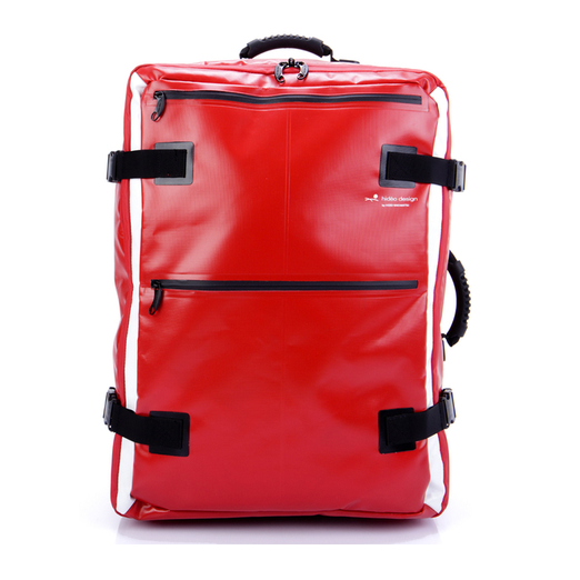 Best Carry On Suitcases - Hideo Tarpaulin Trolley