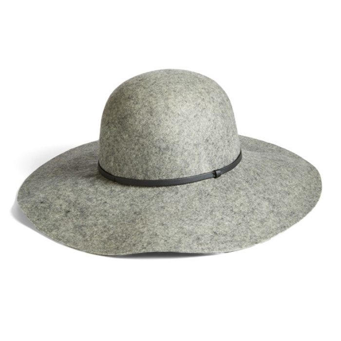 Best Seasonal Hats - Hinge Floppy Felt Hat