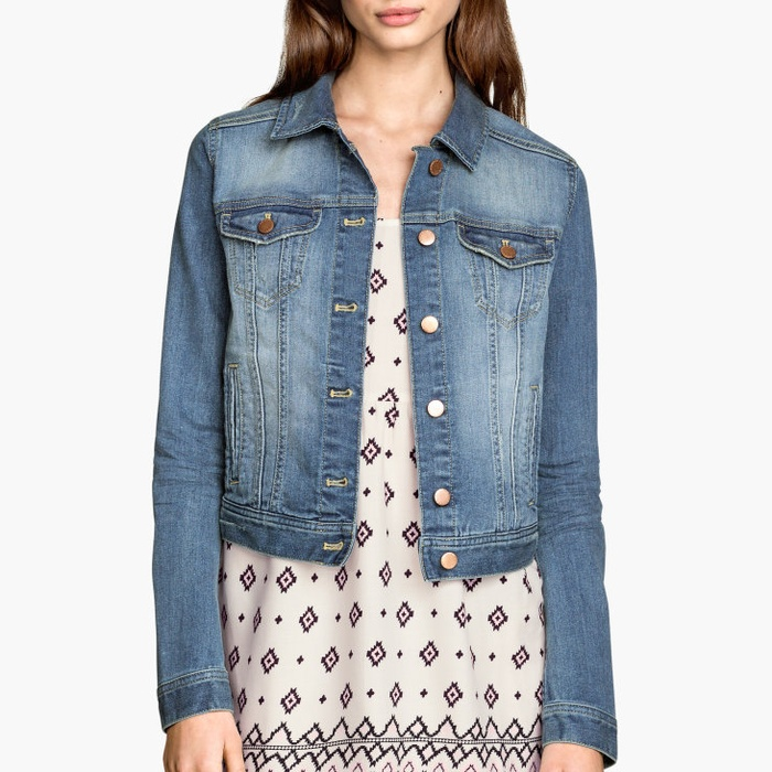 Best Denim Jackets - H&M Denim Jacket