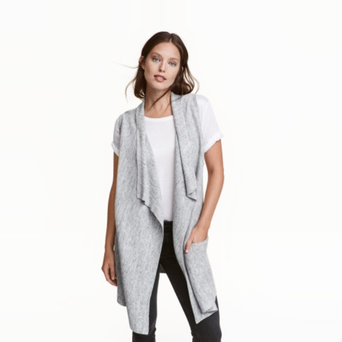 Best Fashion Vests - H&M Knit Vest