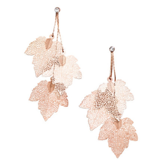 Best Statement Earrings Under $50 - H&M Long Earrings