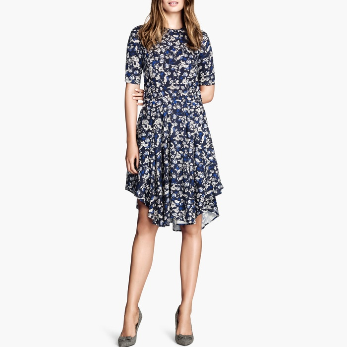Best Printed Dresses Under $100 - H&M Patterned Dress