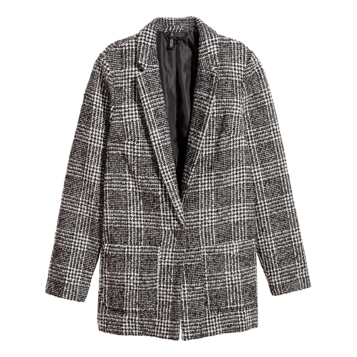 Best Women's Fashion Blazers - H&M Wool-blend Blazer