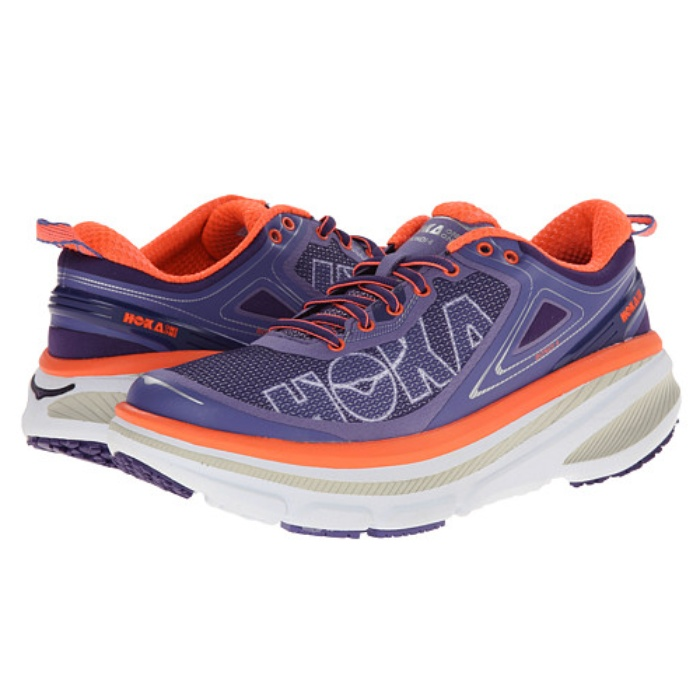 Best Winter Running Sneakers - Hoka One One Bondi 4