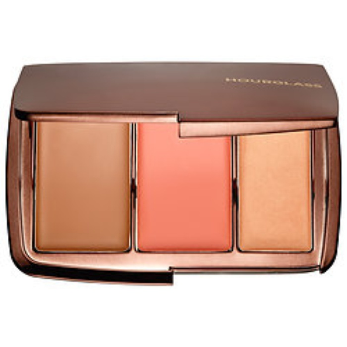 Best Bronzer, Blush, and Highlighter Palettes - Hourglass Illume Sheer Color Trio