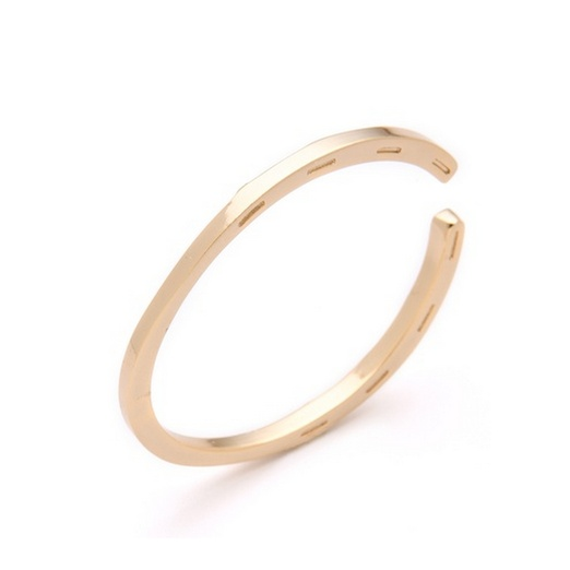 Best Ten Winter Date Night Musts - House of Harlow 1960 Horseshoe Bangle