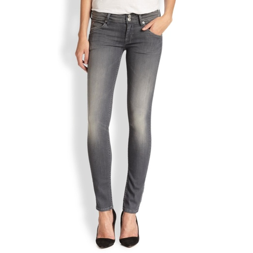 Best What's New in Denim... - Hudson Jeans Wreckless Skinny