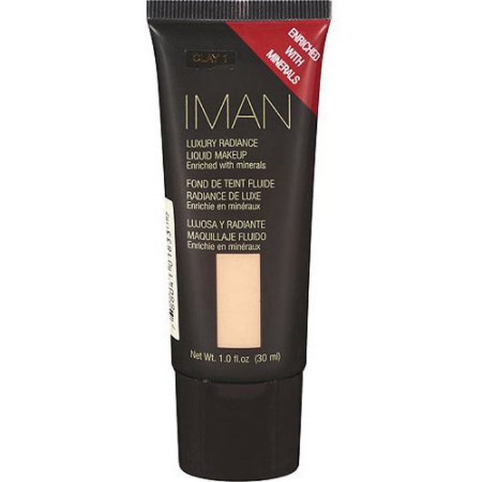 Best Foundations for Mature Skin - Iman Luxury Radiance Liquid Makeup